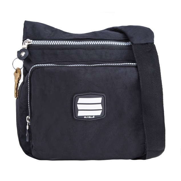 Suvelle Small City Travel Crossbody Bag