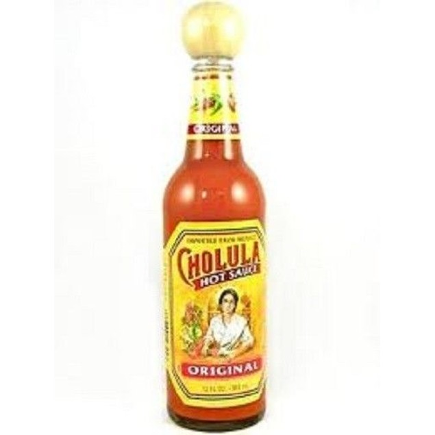 Cholula Hot Sauce Original 12 oz Large Bottle