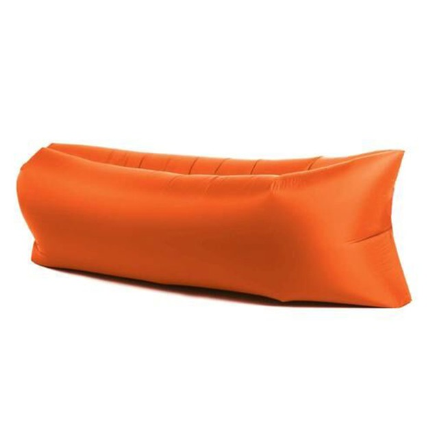 Inflatable Lounger w/ Carry-on Bag - 6 Colors!