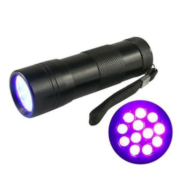 Pet Urine Detector UV Flashlight