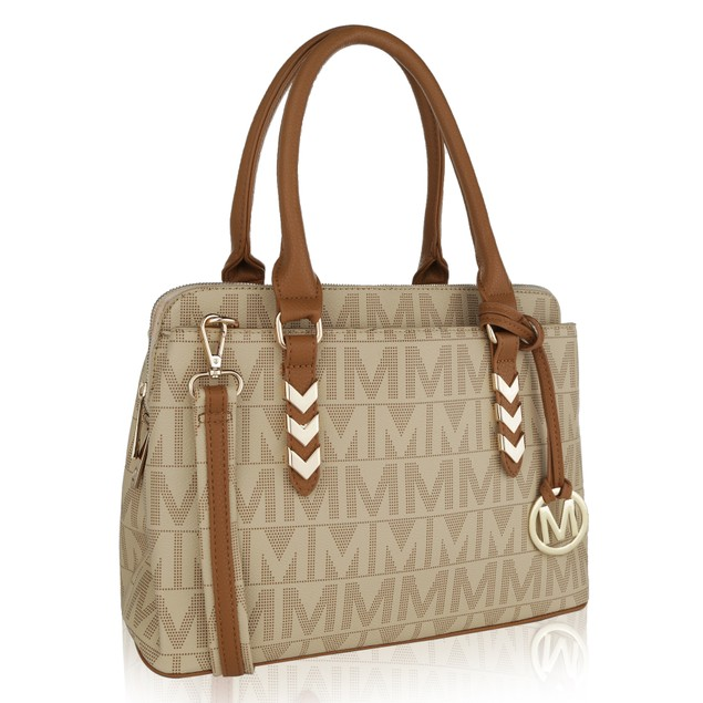 MKF Collection Neilani M Signature Satchel by Mia K. Farrow