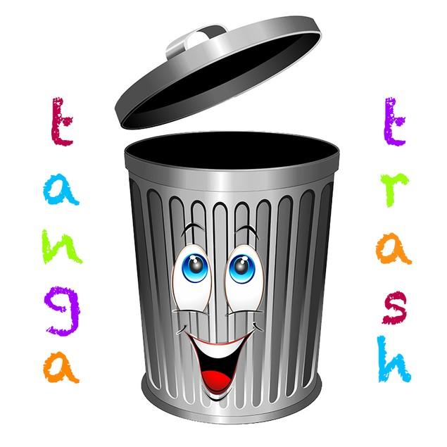Boy's or Girl's Tanga Trash