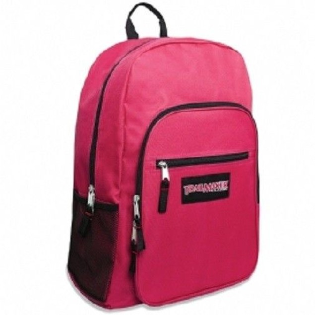 """Trailmaker Girls Backpack Deluxe 19"""" Large Variety Of Colors New With Tags"""