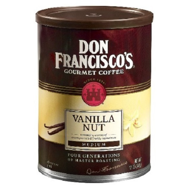 Don Francisco's Gourmet Coffee Vanilla Nut