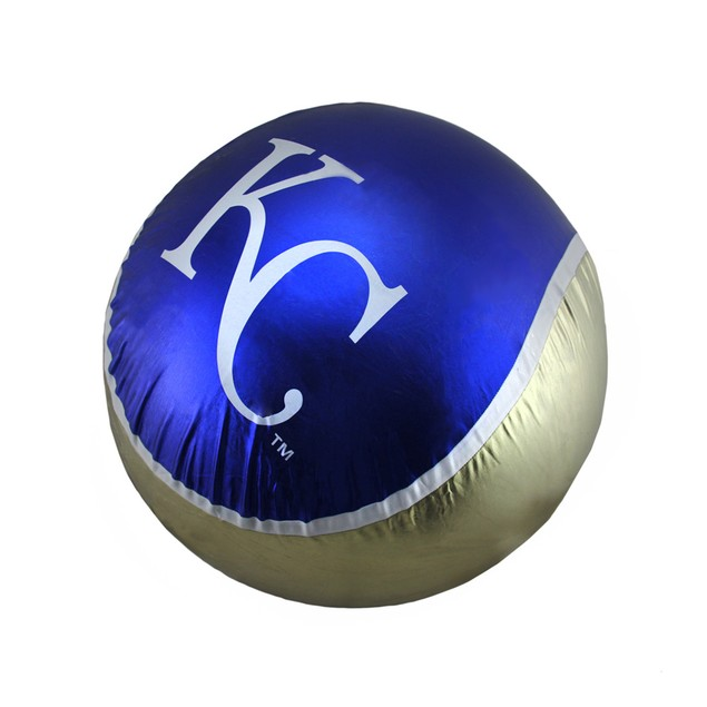 18 Inch Diameter Yall Ball Kansas City Royals Toy Balls