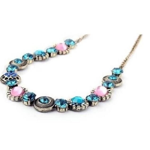 Bohemian Vintage Necklace