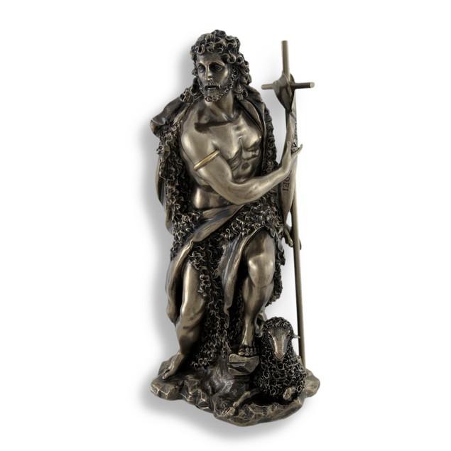 John The Baptist Bronze Finish Statue Statues