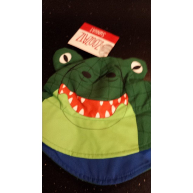 "Florida Gators NCAA ""Zoo Zatz"" Infant Sun Hat New With Tags"