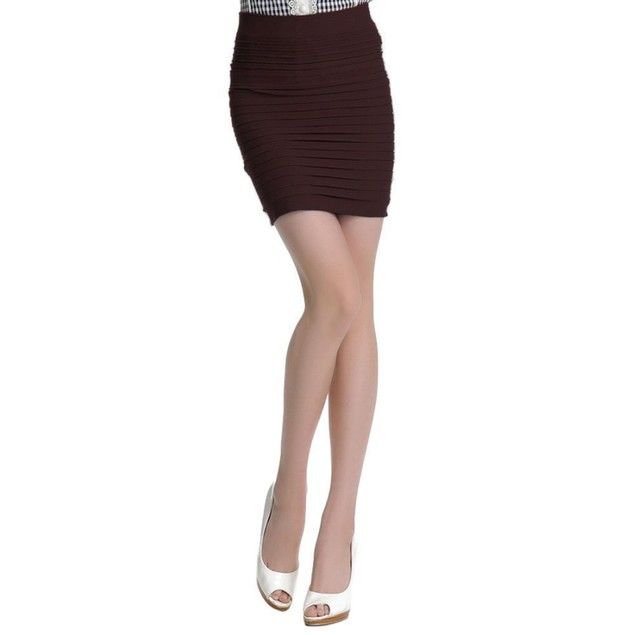 Womens Summer Casual Pencil Mini Skirts
