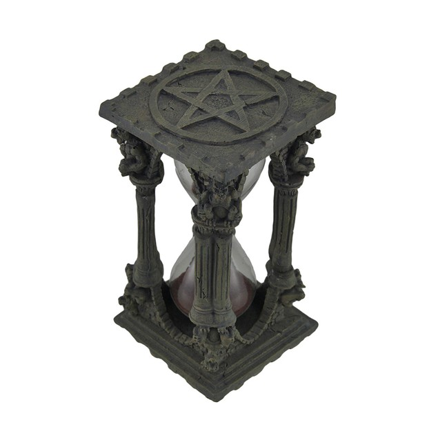 Gargoyles And Pentagrams Gray Stone Finish Timers