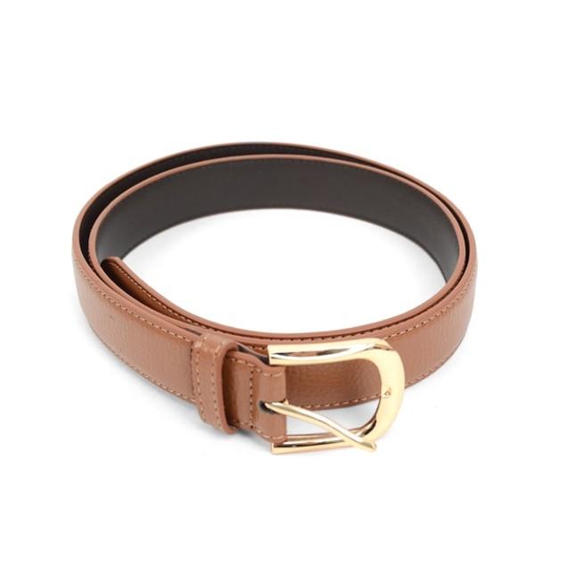 2-Pack Genuine Leather Men's Dress Belt