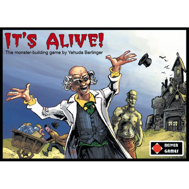 It's Alive the Board Game