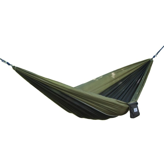 Equipped Outdoors 2-Person Parachute Hammock