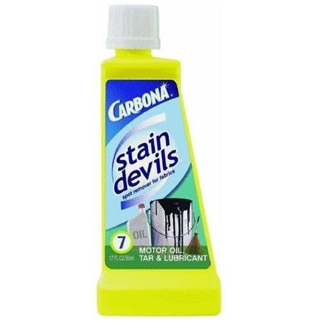 Carbona Stain Devils Formula #7 Motor Oil, Tar, and Lubricant Stain Remover