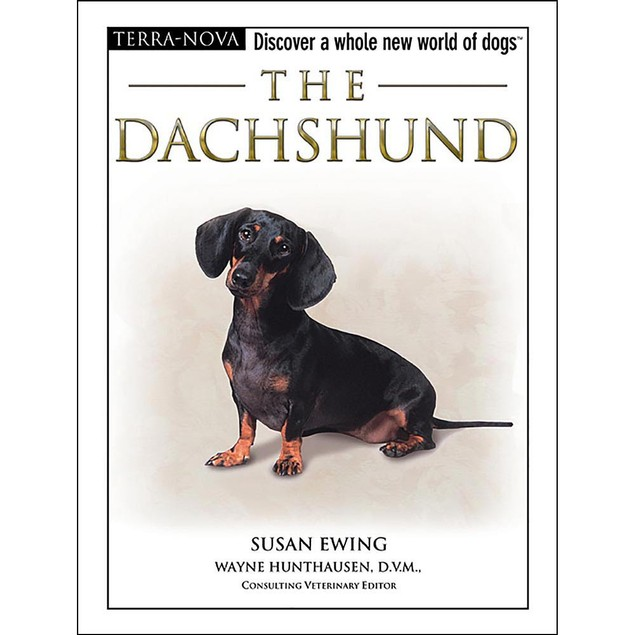 Terra Nova Dachshund Book, Dachshund by TFH Publications