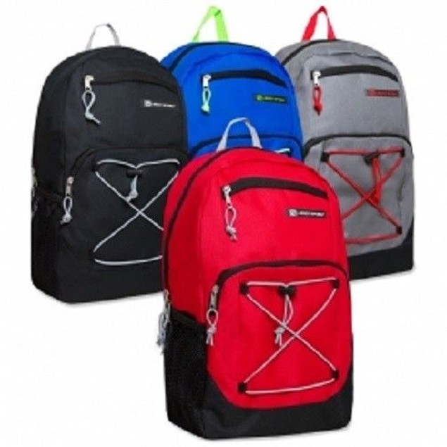 Urban Sport 18'' Deluxe Bungee Backpack