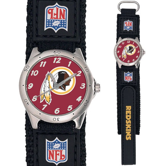 Washington Redskins Boys NFL Watch