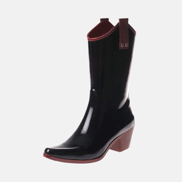 Henry Ferrera Women's Madison Cowboy Rain Boots