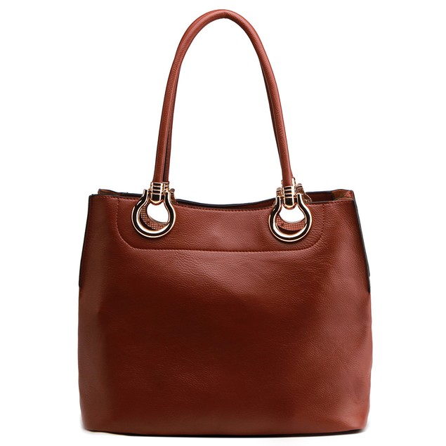 MKF Collection Susannah 2-in-1 Shoulder Tote by Mia K Farrow