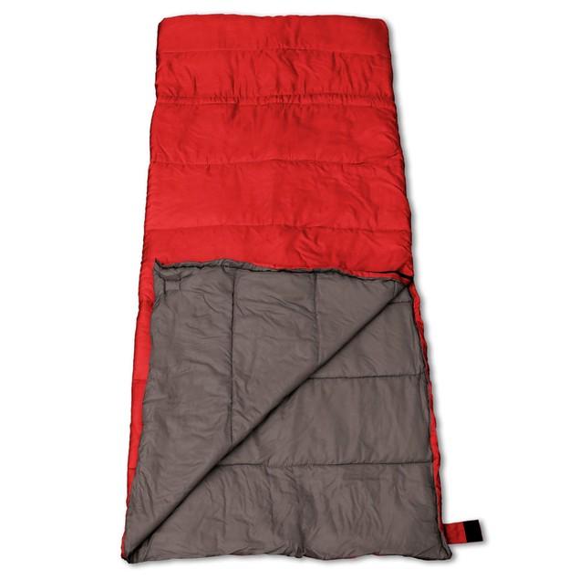 Mongoose Sleeping Bag - Assorted Colors