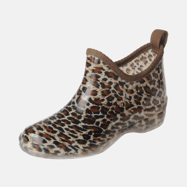 Henry Ferrera Women's Shoes - Tiger Leopard Brown