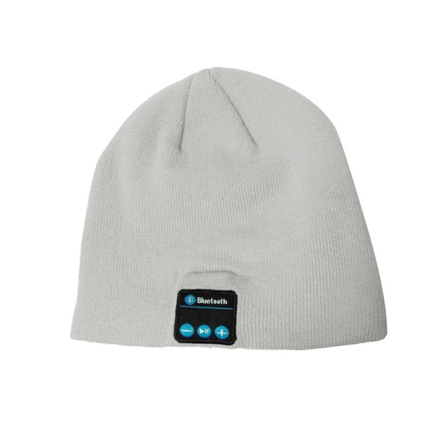Bluetooth Earphone Beanie Hat - Assorted Colors