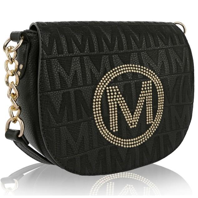 MKF Collection Verona M Signature Cross Body bag by Mia K Farrow
