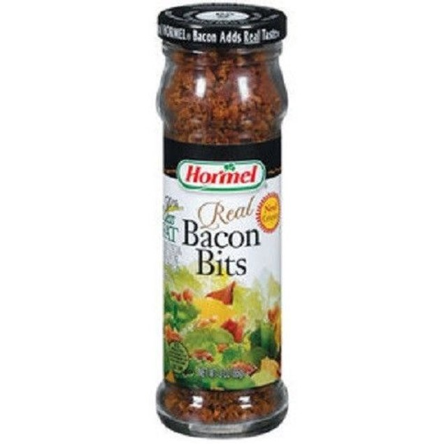 Hormel Real Bacon Bits 3 oz Jar