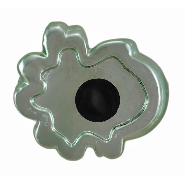 Metallic Green Octopus Coin Bank Toy Banks
