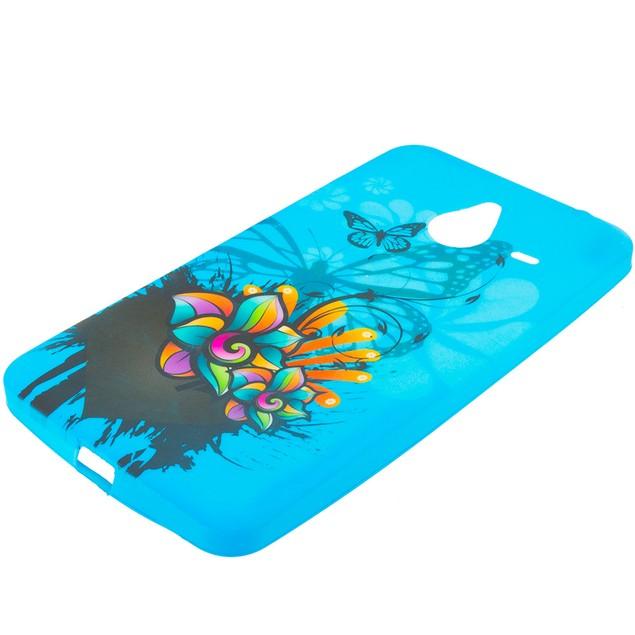 Nokia Lumia 640 XL TPU Design Rubber Skin Case Cover