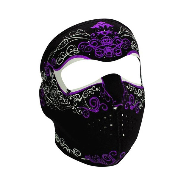 Neoprene Full Face Mask - Venetian