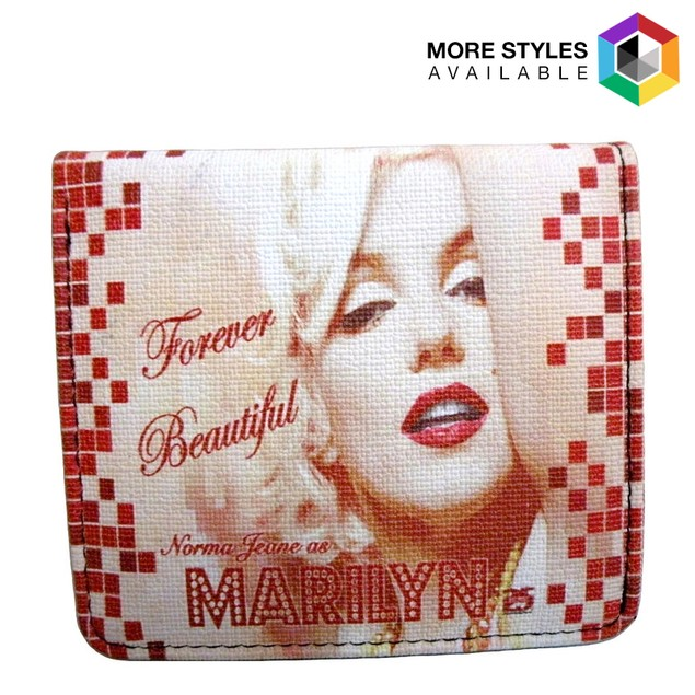 Licensed Marilyn Monroe French Wallet