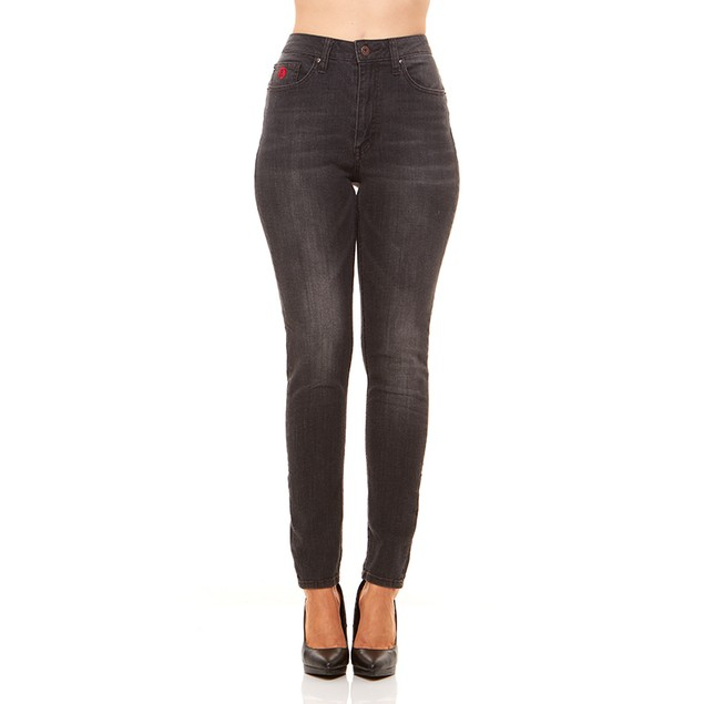 Red Jeans Women's Riley High Waist Slimming Jeans (Missy & Plus Sizes)