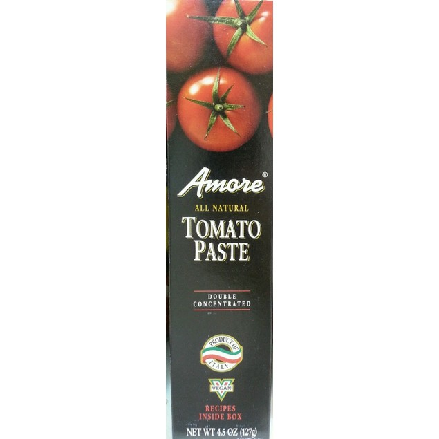 Amore All Natural Tomato Paste 4.5oz