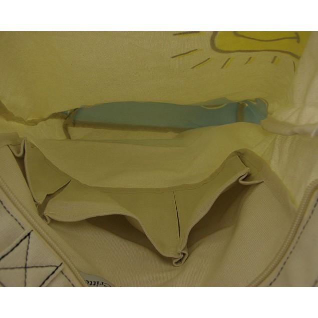 A Whale On The Sea Happy Sunshine Canvas Tote Bag Womens Shoulder Handbags