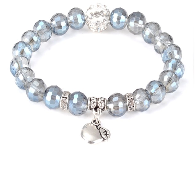 Divine Apple Bead Bracelet