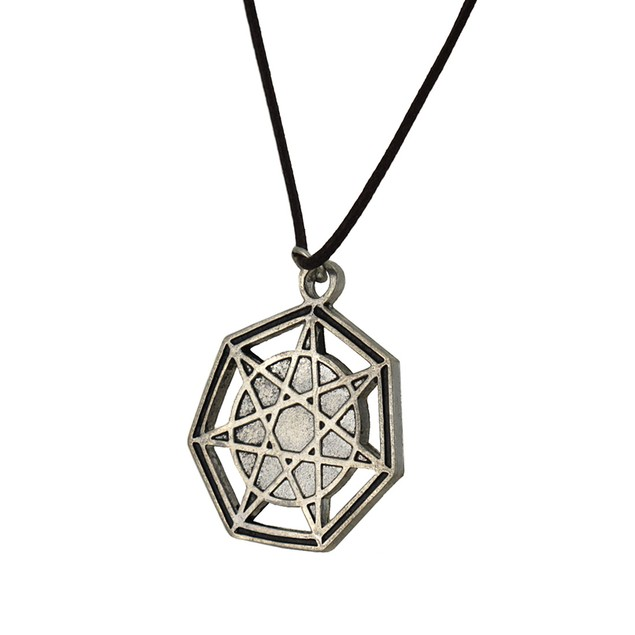 Aral, Angel Of Fire Medieval Magick Talisman For Womens Pendant Necklaces