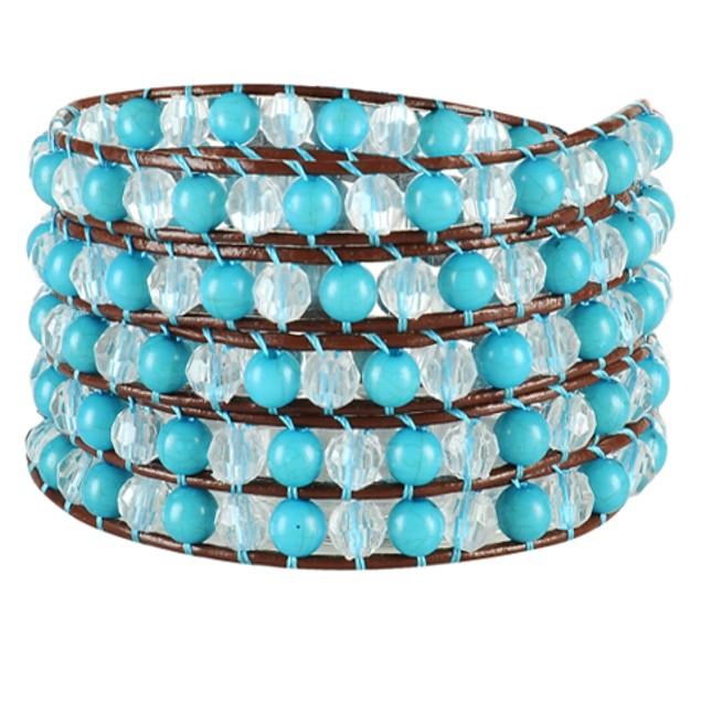Blue Dragon Wrap Bracelet