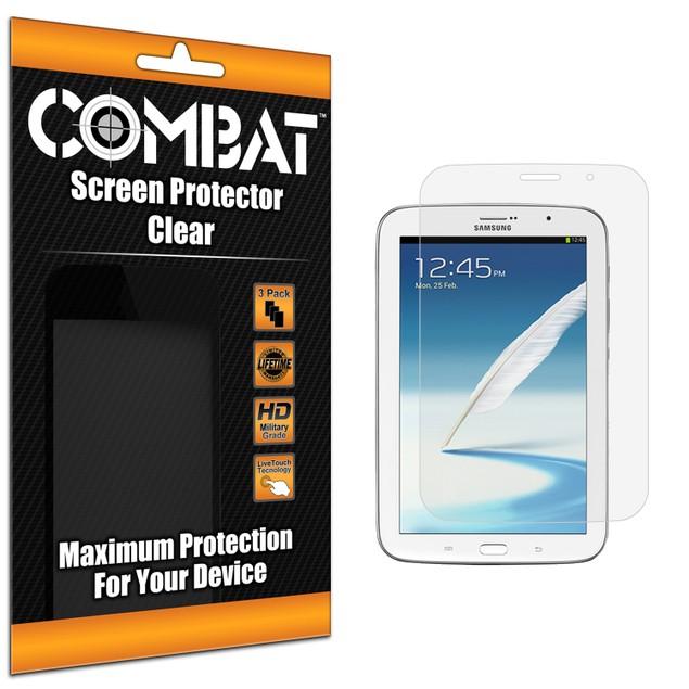 Samsung Galaxy Note 8.0 Combat Screen Protectors