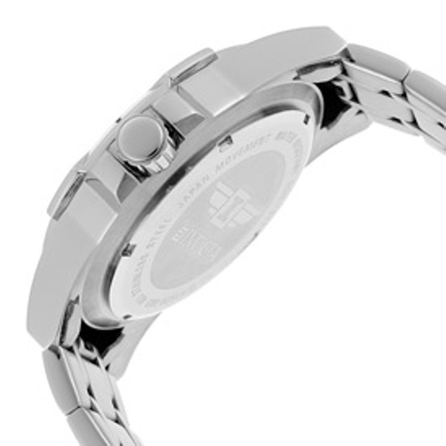 I by Invicta Men's Silver Dial Stainless Steel
