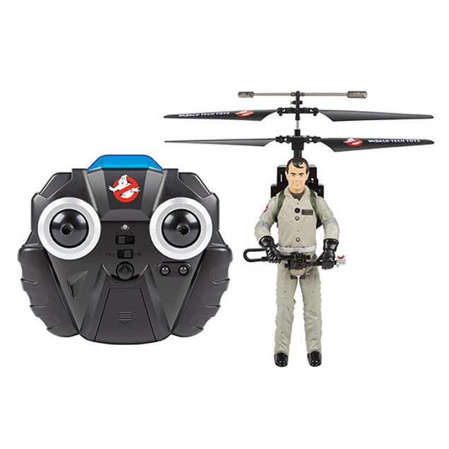 Ghostbusters Venkman 2 Ch IR Helicopter
