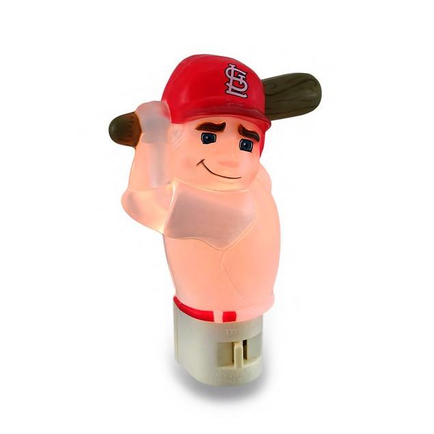 Saint Louis Cardinals Batter Up Mlb Team Night Childrens Night Lights