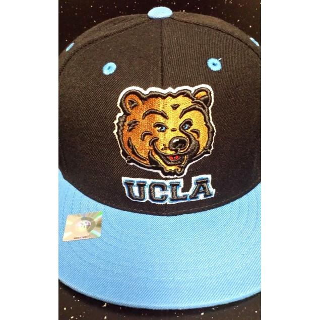 """UCLA Bruins NCAA TOW """"Twill"""" Flat Bill Snapback Hat New"""