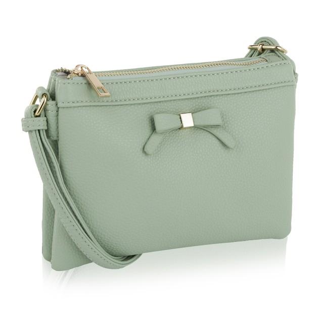 MKF Collection Anastasia Crossbody Bag by Mia K. Farrow