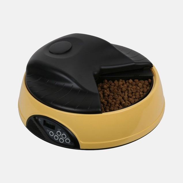 PAW 4 Meal Automatic LCD Pet Feeder