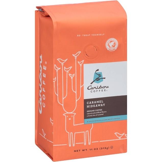 Caribou Coffee Caramel Hideaway Ground Coffee