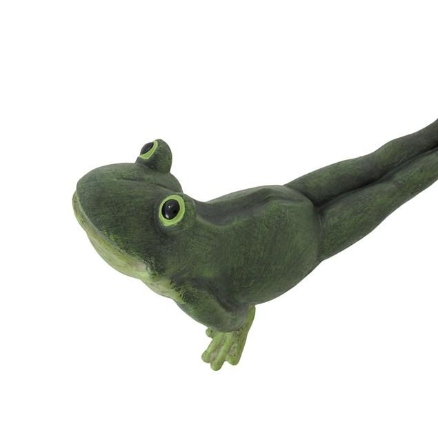 Yoga Frog On Stomach Cobra Pose Bhujangasana Statues