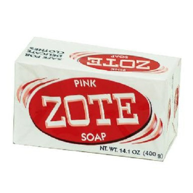 Zote Pink Laundry Soap Bar