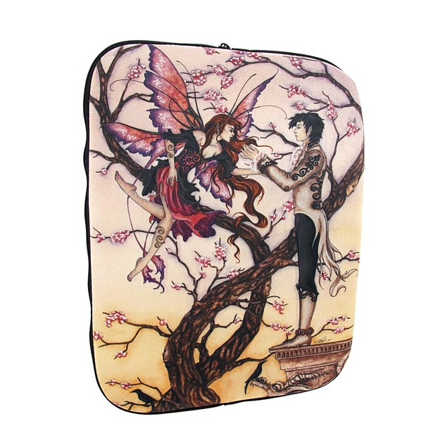 Amy Brown `Temptations` Fairy Neoprene Tablet Touch Screen Tablet Computer