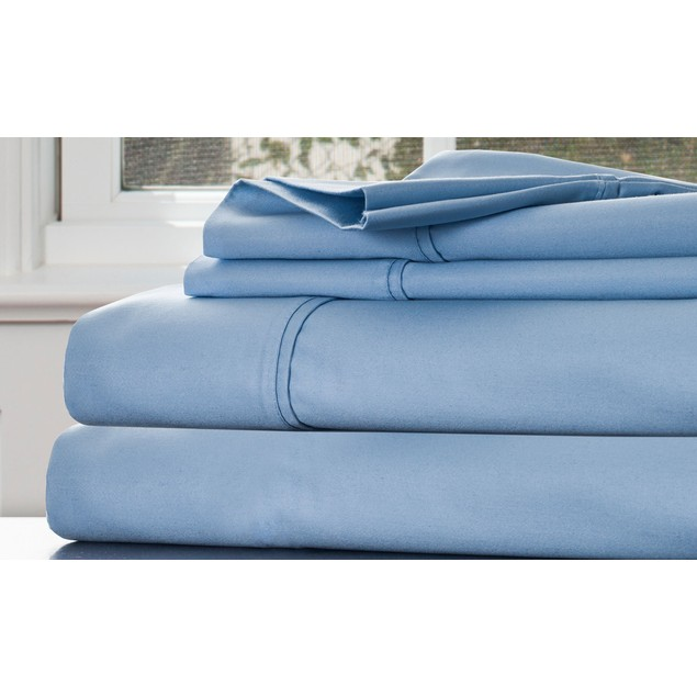 1000 TC Cotton Rich Sateen Sheet Set